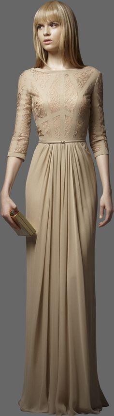 ELIE SAAB - Ready-to-Wear - PreFall 2012 #HauteCouture