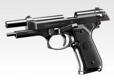 M92F ミリタリーモデル/東京マルイ