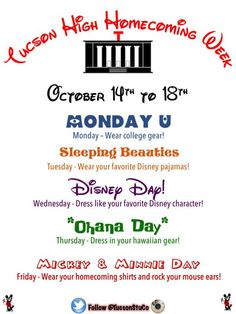 Spirit Day Ideas  Classroom    School Students And Pta