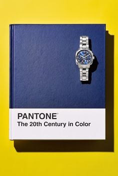 #Fossil Blog Summer Reading List: PANTONE: The Twentieth Century in Color by Leatrice Eiseman