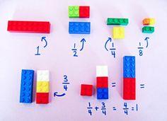 Alycia Zimmerman es una profesora de 3º de primaria de Nueva York que le ha encontrado una nueva utilidad a los juegos de LEGO. Ella utiliza estas piezas para explicar las fracciones, números al cu…