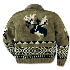 The Cowichan Sweater this is the one I want