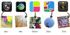 Phone/photo apps
