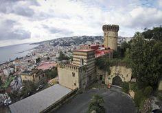 Villa Lucia vista dall'alto