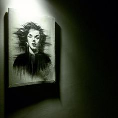 """Sometimes you have to play a long time to be able to play like yourself.. Yes!! It's taken me years to be able to do what i do and i still feel i'm learning and improving.  ART FOR SALE This is """"Marilyn Monroe 2"""" an original one of a kind 24""""x18""""x0.4"""" charcoal on canvas Available DM for inquiries        #exhibitions #thegallery  #collectors #artcollector #collector #curator #curators #hotelroom #beverlypark #artforsale #hotel #newyork #newart #collections #originalart #othermedia #classical…"""