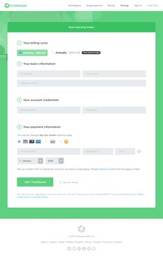 Curated directory of the best Checkout Pages