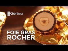 Foie Gras Rocher Recipe - ChefSteps - YouTube