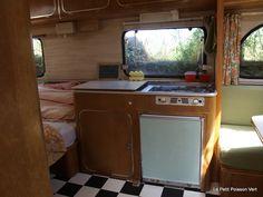 Le Petit Poisson Vert: Caravan & Camping