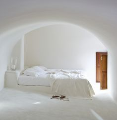 Perivolas Hideaway is an Oasis of Mediterranean Luxury and Greek Opulence in Santorini