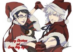 Tags: Anime, Pixiv Id 1364655, Bayonetta, Devil May Cry, Dante (Devil May Cry), Bayonetta (Character), Witch