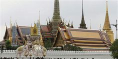 Bangkok una ciudad Budista para poder vivir en paz.
