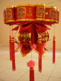 DIY Chinese New Year Lantern | The Idea King