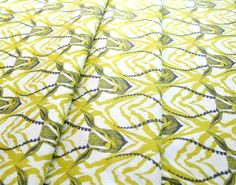 COTTON+STEEL August 2003-001 Frolic in Citron