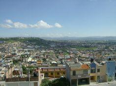 Panorama, rumbo a Ciudad del Sol, en La Piedad