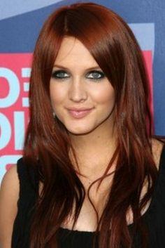 auburn hair color - Auburn Hair @Kate Mazur F. D'Amico ... thoughts?