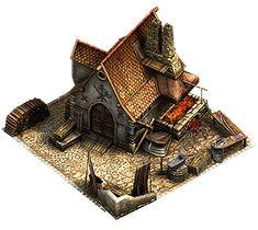 Weapon smithy - Anno 1404 Wiki - Wikia