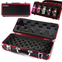 Brand Aroma Portable Handy Bag 5 Guitar Effects Pedals Storage Box Carrying Case