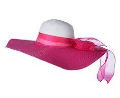 Women's Summer Wide Brim Beach Hats Sexy Chapeau Large Floppy Sun Caps (Watermelon Red) 30th floor http://www.amazon.com/dp/B01BZP4N7Y/ref=cm_sw_r_pi_dp_2aF.wb1P1K42Q