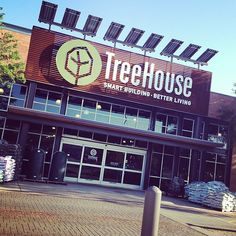 So excited to be checking out @TreeHouse #TestTourTweet by Maker Mama, via Flickr
