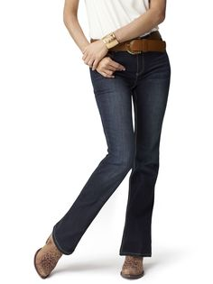 So Slimming™ Bootcut Jean #SoSlimming #Fall #chicos