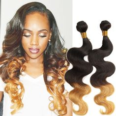 200g 4Bundles pop Body Wave Real Human Hair Extensions US Ship Hair Wefts #WIGISS #HairExtension