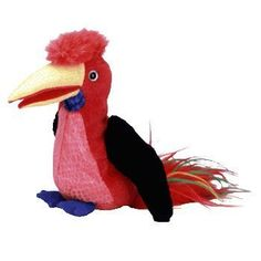 TY Beanie Baby - FRILLS the Hornbill Bird by Ty,