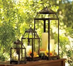 Outdoor Lanterns are in this summer!