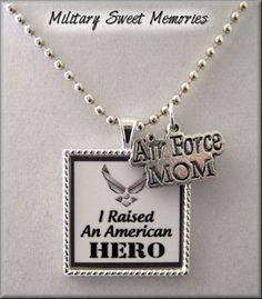 Air Force Mom, Air Force