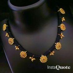 Jewelry Design Earrings, Gold Earrings Designs, Bead Jewellery, Necklace Designs, Pearl Jewelry, Beaded Jewelry, Jewelry Accessories, Indian Wedding Jewelry, Indian Jewelry