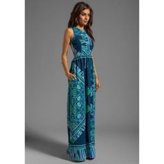Lovers And Friends Kitty Cat Maxi