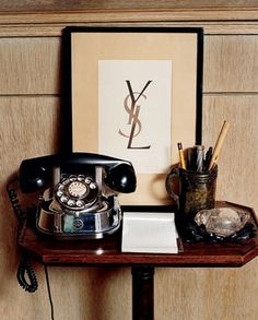 PHONE>>>>Yves Saint Laurent apartment