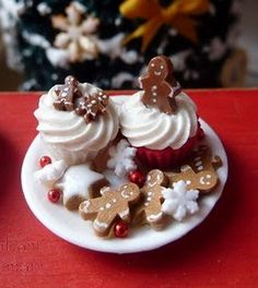 Miniature Christmas Treats