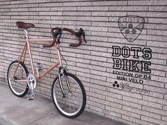 #dots bike mini velo