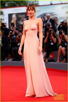 Dakota Johnson Goes Simple for 'Black Mass' Venice Premiere