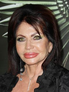 90 year-old Jackie Stallone 2012