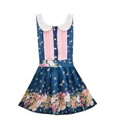 """No wait - maybe this is the most perfect dress ever! """"Colorblock Cutie"""" by Bonne Chance Collections"""