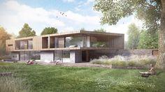 Modern Contemporary Residential Design Winchester Hampshire RIBA Architecture