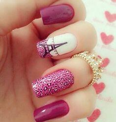 Lindas uñas ✿⊱╮