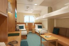 30 Carnival Breeze Pictures - Even the more standard family friendly suites are well-appointed, with plenty of beds and ample space for everyone to spread out in comfortably