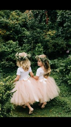 Your place to buy and sell all things handmade Flower girl nude tulle tutu skirt, flower girl dress, wedding girls tutu skirt with leotard, blush bridesmaids, baby birthday tutu by FlowersAndConfetti on Etsy<br> Wedding Girl, Dream Wedding, Wedding Ideas, Baby Wedding Outfit Girl, Boho Wedding, Rustic Wedding, Fall Wedding, Tutu En Tulle, Boho Flower Girl