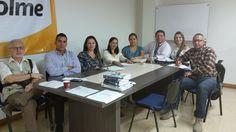 @Escolmeeduco ¡Nuestros Docentes se encuentran en Comité para este inicio de clases 2017!