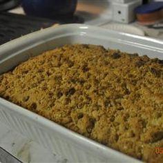 Peanut Butter Coffee Cake Allrecipes.com