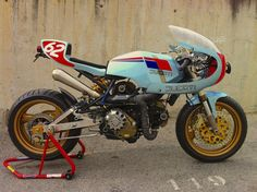 il Ducatista | The absolute best Ducati builds Cafe racer