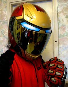 Ironman Helmet by Masei 830 Helmet