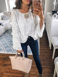 Great top for work! Nordstrom Anniversary Sale
