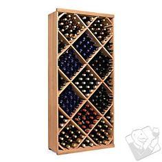 N'finity Wine Rack Kit - Diamond Bin