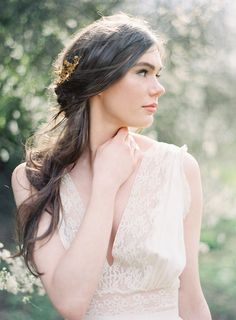Dreamy Outdoor Wedding Inspiration in the Scottish Countryside -...