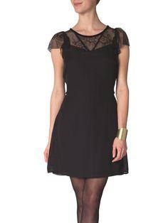 WALLEY S/S SHORT DRESS, Vero Moda