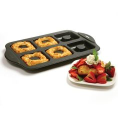 Norpro 3983 Square Donut Pan >>> Check this awesome product by going to the link at the image.