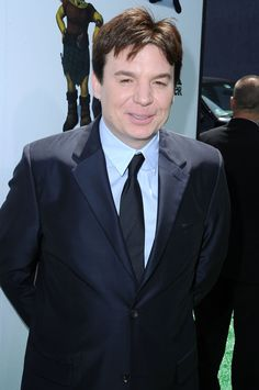 Mike Myers Comedian Mike Myers hails from Scarborough, Ontario.
